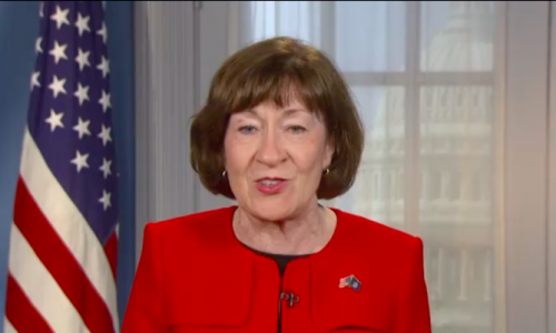 Collins breaks with Flake, refuses to compel vote on protecting Mueller
