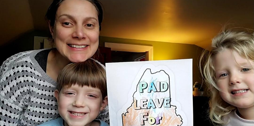 Mainers share how lack of paid leave impacted health, forced tough decisions on families